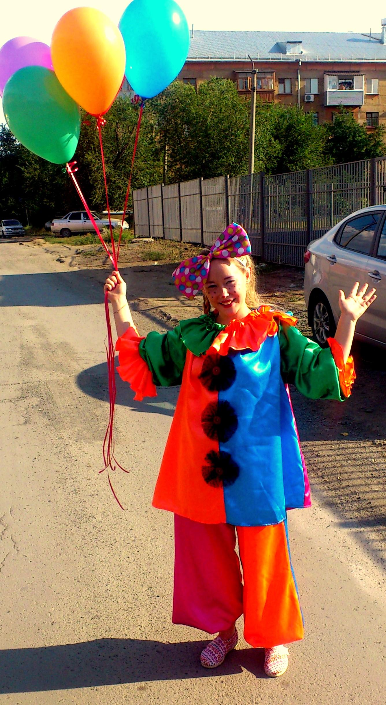Клоуны - Сценарии праздников от m 21