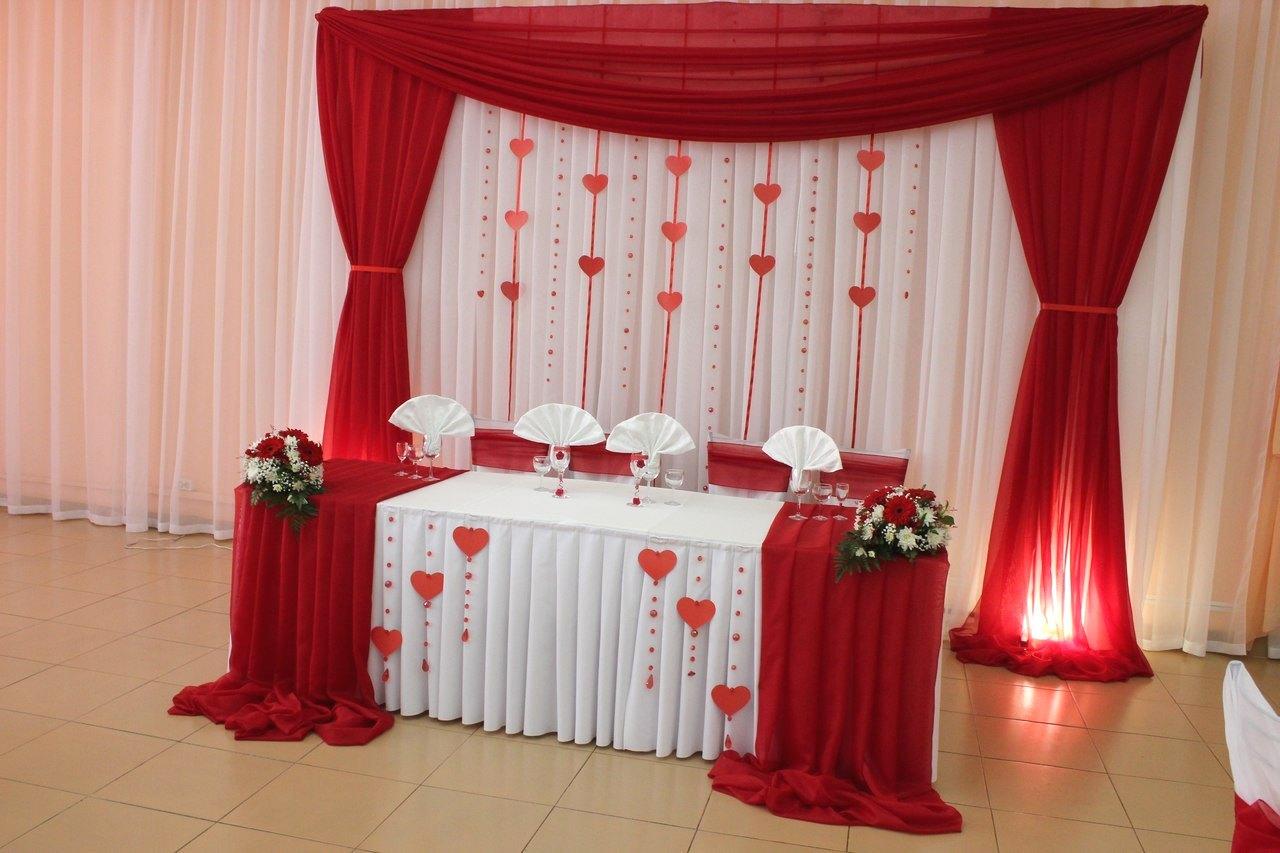 Оформление зала на свадьбу недорого фото